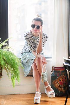 Best Dressed: Natalie Joos | The Tory Blog