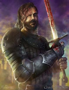 The Hound by Steven Donegani