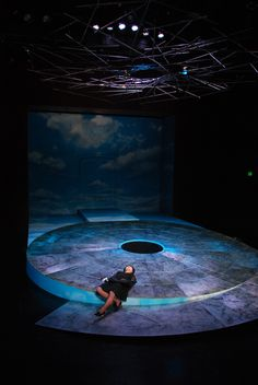 All's Well That Ends Well. Triad Stage. Scenic design by Robin Vest. 2014