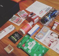 My #June #targetbeautybox has arrived already! This is of the better ones I've received! #pixibypetra #Pixi #beautybox #targetstyle #cosmetichaulic #laneige #soapandglory #Pantene #cotz #cotzskincare #yesto #yestocucumbers #swbasics #elfcosmetics #loreal #lorealparis #sheamoisture #lippies #lipbalm #subscriptionbox #junebox #subscriptionboxes