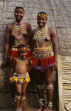 members south africa zulu natal women black