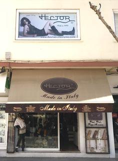 Tienda en Vara de rey, Ibiza.