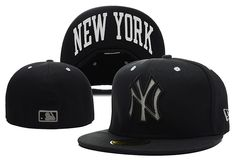 Design Pattern MLB Mets Classic Collection Baseball Cap Front Embroidery on field NY Fitted Hat