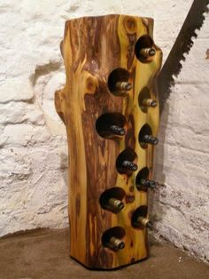 Rack and Ruin - The Original and Unique British Solid Wood #Wine Rack Company