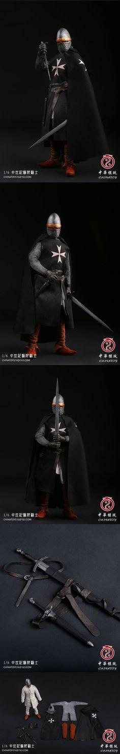 [[예약상품]China Toy - 1/6 Medieval Knights Hospitaller]