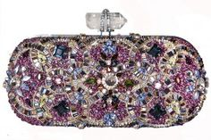 Marchesa Embellished Evening Bag