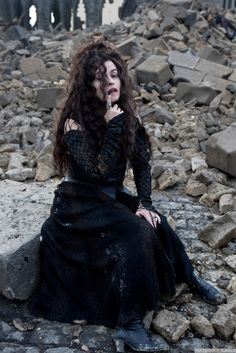 Helena Bonham Carter (think I might have to dedicate a whole board to her soon)
