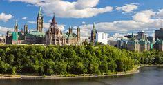 Viagem de carro de Ottawa a Toronto #viagem #canada #viajar