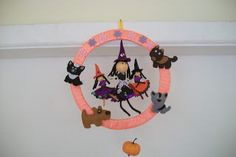 Witch mobile