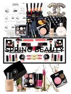"""""""spring"""" by keshyandr ❤ liked on Polyvore featuring beauty and Chanel"""