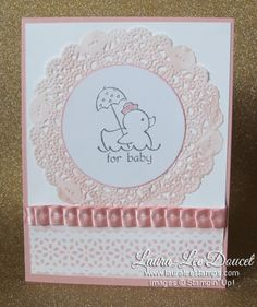Easy Events Stampin' Up!