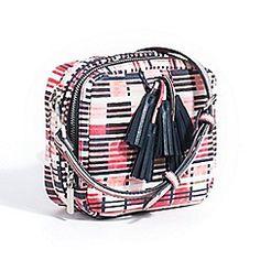 Parfois - Pale peach downtown cross bag