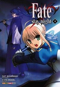 FATE STAY/NIGHT #4