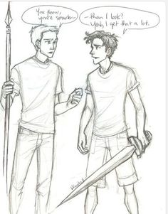Oh, Percy.