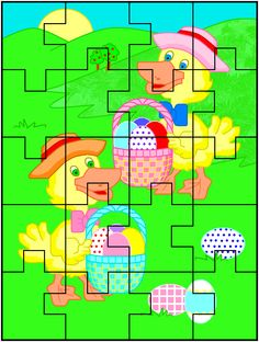 2 Shape Matching, Matching Games, Paper Quilling, 4 Kids, Motor Skills, Teamwork, Happy Easter, Shapes, Teaching