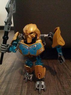Chibi alternate Makuta build by knights of minecraft 2016.