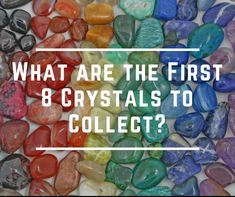 If you're just starting out collecting crystals it may be a bit confusing knowing where to begin. Find out which crystals we recommend to beginners starting on their crystal journey. Read on to find out more! Grounding Crystals, Peace Rose, Compulsive Behavior, Natural Stress Relievers, To Collect, Just Start, Crystal Magic, Bad Mood, Good Energy
