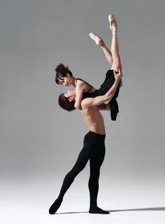 Li Ming & Yo Takahira from The Hong Kong Ballet