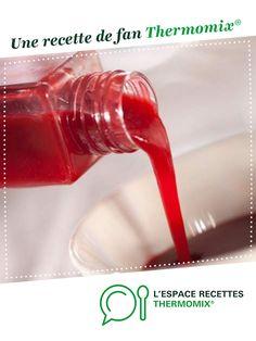 Coulis de Framboises par noemiedu91. Une recette de fan à retrouver dans la catégorie Desserts & Confiseries sur www.espace-recettes.fr, de Thermomix<sup>®</sup>.