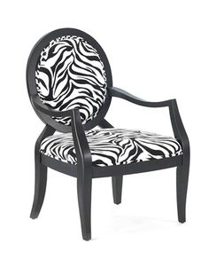 Lansing Oval Back Chair