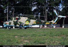 Mi-24V Ukraine Air Force