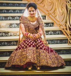 All Ethnic Customization with Hand Embroidery & beautiful Zardosi Art by Expert & Experienced Artist That reflect in Blouse , Lehenga & Sarees Designer creativity that will sunshine You & your Party Worldwide Delivery. Lehenga Wedding, Indian Bridal Lehenga, Indian Bridal Wear, Indian Wear, Pakistani Dresses, Indian Dresses, Indian Outfits, Indian Clothes, Lehenga Designs
