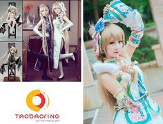 Cosplay is quite common in China and it involves dressing up as characters from films, books, TV series, video games, belonging especially to the Japanese genres of anime or mange. Find numerous stores selling Chinese cosplay costumes.