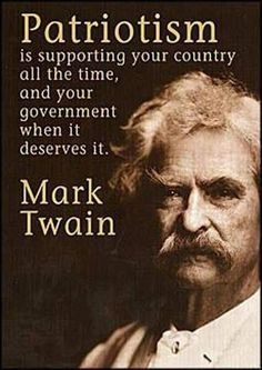 Inspirational picture mark twain, quotes, sayings, patriotism, government. Einstein, Great Quotes, Me Quotes, Inspirational Quotes, Quotes Images, Faith Quotes, Motivational Quotes, Mark Twain Quotes, Political Quotes