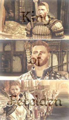 Dragon Age: Origins. Alistair.