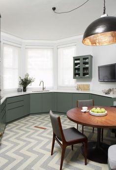 Eye Candy: Swoon-Worthy Linoleum Floors (We're Not Joking!) » Curbly | DIY Design & Decor