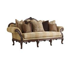 Shop for Henredon Furniture Henredon Upholstery Florence Sofa, and other Living Room Sofas at Goods Home Furnishings in North Carolina. Furniture Upholstery, Furniture Decor, Living Room Sofa, Living Room Furniture, Living Rooms, Victorian Sofa, Georgian Furniture, Bed Images, Goods Home Furnishings