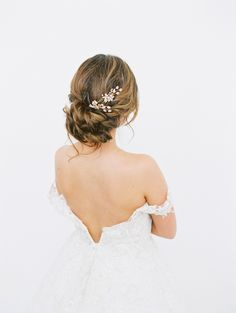 Wavy elegant wedding