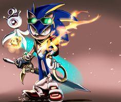 Sonic mélange de tous les jeux