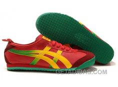 http://www.getadidas.com/onitsuka-tiger-mexico-66-mens-red-yellow-green-top-deals.html ONITSUKA TIGER MEXICO 66 MENS RED YELLOW GREEN TOP DEALS Only $74.00 , Free Shipping!