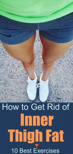 How to Get Rid of Inner Thigh Fat: 10 Best Exercises to Lose Thigh Fat at Home How to Get Rid of Inner Thigh Best Exercises. Find here the best workouts to slim inner thigh fat fast at home. Lose Thigh Fat, Lose Belly Fat, Lose Fat, Inner Thight Workout, Thigh Toning Exercises, Exercises For Knee Fat, Leg Toning, Thigh Workouts, Sciatica Exercises