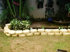 Small Yard Landscapes - Landscaping Network Expert tips and . Landscaping Around Patio, Driveway Landscaping, Landscaping Ideas, Driveway Pavers, Backyard Ideas For Small Yards, Small Backyard Gardens, Small Backyards, Garden S, Spring Garden