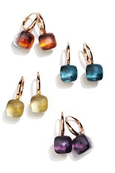 👑GLAMBARBIE👑 Nudo Earrings