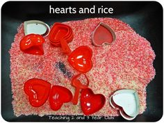 Teaching 2 and 3 Year Olds: Sensory Table