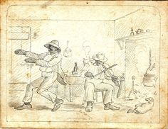 Jeff Titon shares William Sydney Mount's fiddle/banjo paintings ...