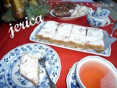 Štrúdľa lenivej gazdinej (fotorecept) - Recept Camembert Cheese, Dairy, Desserts, Food, Hampers, Tailgate Desserts, Deserts, Essen, Postres