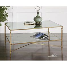 Image result for Henzler Coffee Table by Uttermost