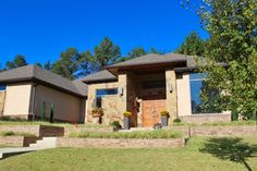 Custom contemporary home in a new upscale development in Tyler, Texas ... from Trent Williams Construction Management