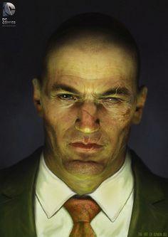 Lex Luthor by Adnan Ali | Fan Art | 2D | CGSociety