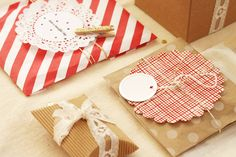 Gifts by http://www.ohhellofriendblog.com/search/label/packaging