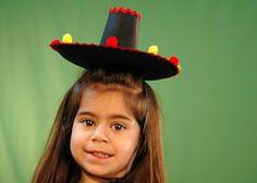 Mexican Sombrero Kids Activity | BabyCenter