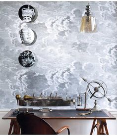 Shop de mural – dé behangtrend van dit jaar | Nuvolette | ELLE Decoration NL