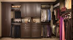 great color for walk in closet