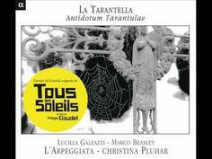 """TOUS LES SOLEILS (BO scène de fin) """"Silencio d'Amuri"""" - La Tarantella - YouTube"""