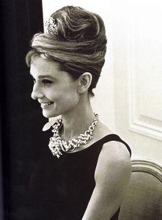 Audrey ... class!
