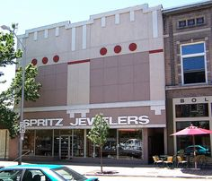 Champaign, IL Spritz Jewelers - we bought our wedding rings at this store back in 1973.